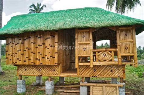 Bamboo Home Design Pictures 15 primitive houses you can build yourself