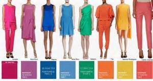fashion color trends 2015 moda scopri i colori per la primavera estate 2015