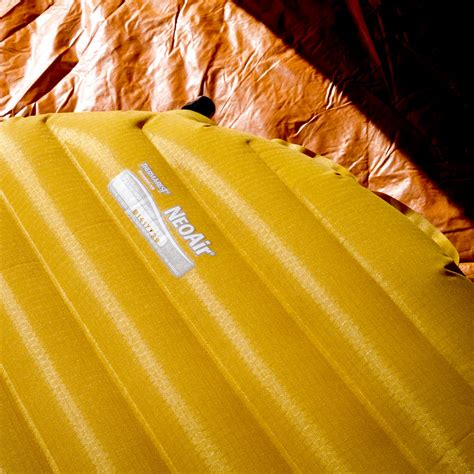 therm a rest neoair xlite review sleeping pad review