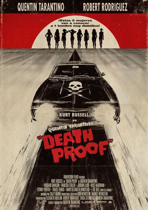 the grind house grindhouse death proof 2007 filmaffinity