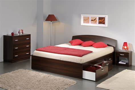 chambre d h es ard鐵he lit adulte design softy