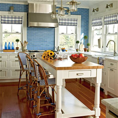 coastal living kitchen ideas lame ve dore country stili dekorasyonu hakk莖nda her蝓ey
