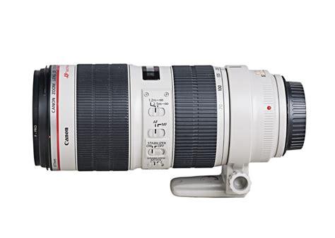 Canon Lens Ef 70 200mm F2 8 L Usm canon ef 70 200mm f2 8 l is ii usm telephoto zoom lens