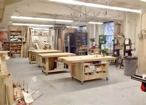 Building A Workshop by Columbia University Avery Hall Laboratory For Applied