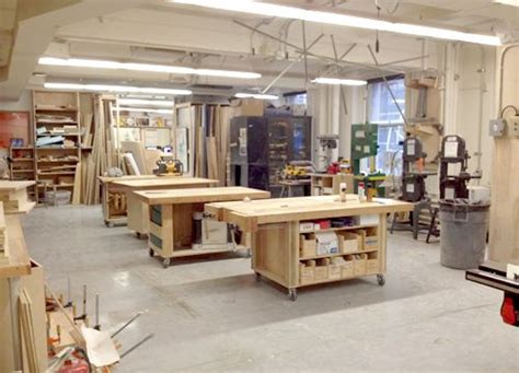 building a workshop columbia university avery hall laboratory for applied