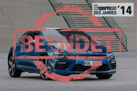 Auto Bild Sportscars 8 2014 by Sportscars Des Jahres 2014 W 228 Hlen Und Vw Scirocco R