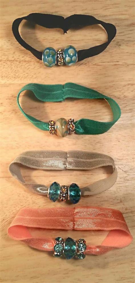 Handmade Hair Bracelets - best 25 hair tie bracelet ideas on
