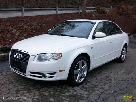 2005 audi a4 2 0t 2005 arctic white audi a4 2 0t quattro sedan 4498957