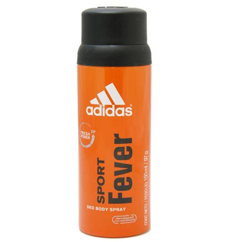 Parfum Adidas Deo Spray by Adidas Sport Fever Cologne 24 Hr Fresh Power Deo