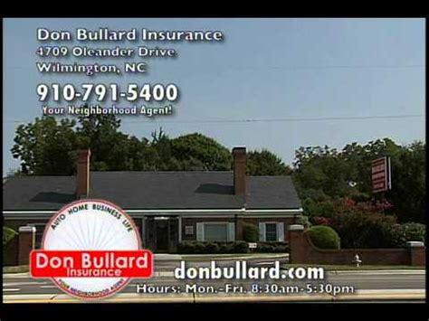 boat insurance wilmington nc home insurance wilmington nc don bullard insurance in