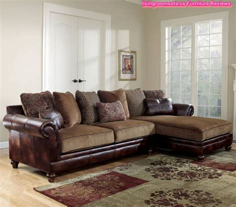 l shaped couch ashley furniture leather l shaped sectional sofa ashley furniture