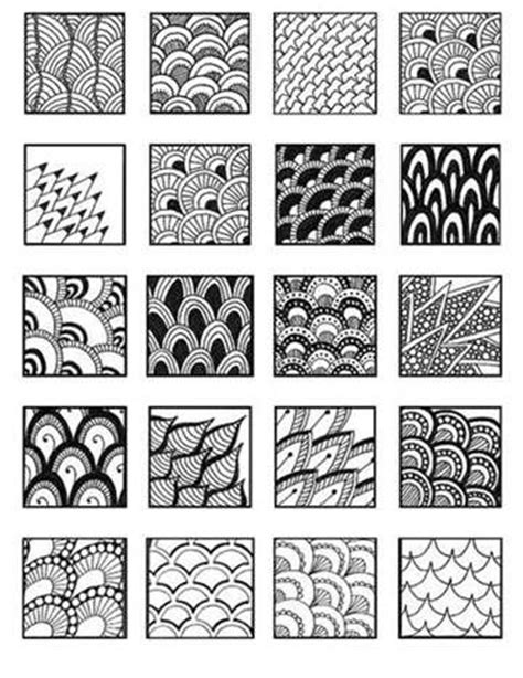 zentangle pattern guide best 25 zentangle patterns for beginners ideas on pinterest