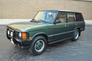 range rover classic lwb for sale immaculate range rover classic lwb fully optioned with