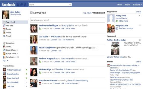 Search Fb Rolls Out Homepage Redesign 451 Heat