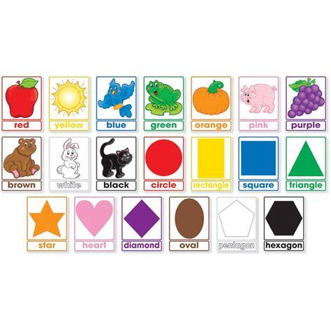 board colors colors shapes bulletin board sc 565365 scholastic