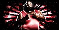 Dark WWE Wrestler Mark Henry Wallpaper