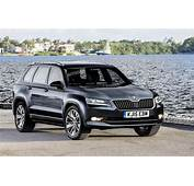 Skodas New Large SUV Due Later This Year Will Be Closely Related To