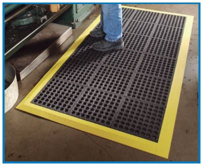 24/7 Drainage Modular Anti Fatigue Mats are Anti Fatigue