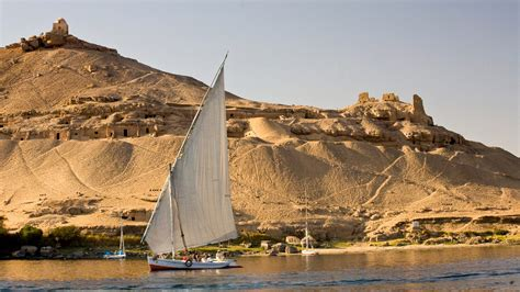 nile sailboats travel to egypt nile sailing cruise from cairo and aswan