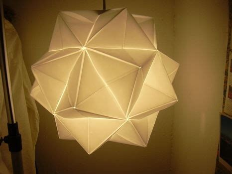 Origami Paper Lanterns - paper lshade