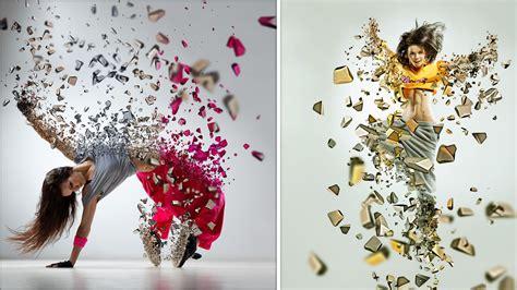 tutorial photoshop html photoshop tutorial 3d dispersion effect photoshop