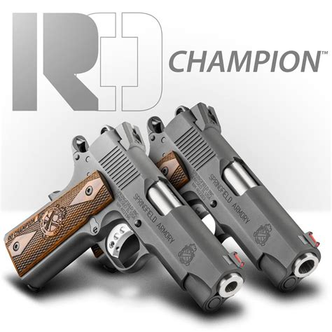 Range Officer by Springfield Armory New Range Officer Chion 1911 Now