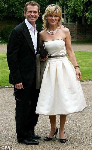 anthea turner   husband grant bovey granted quickie