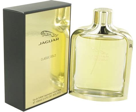 Parfum Original Jaguar Classic jaguar classic gold cologne for by jaguar