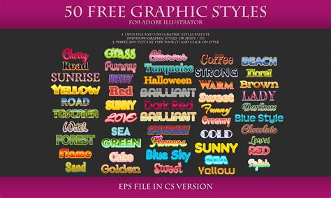 for free free adobe illustrator styles by on deviantart