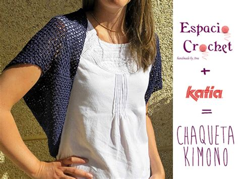 confeccionate un kimono para el otono lovely and creatiful view craft lovers chaqueta kimono por espacio crochet lanas