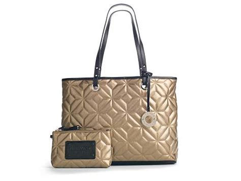 Nine West Quilted Tote by Nine West Quilted Metallic One Stop Tote Dsw