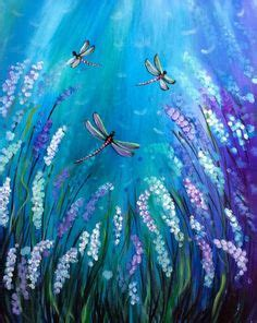 muse paint bar nashua dandelion dreams by erin leigh for www paint sip