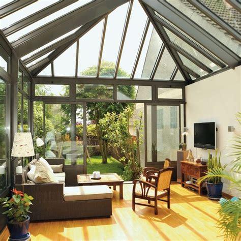 Veranda Style Industriel by Extension Maison 9 V 233 Randas Esth 233 Tiques Et Lumineuses