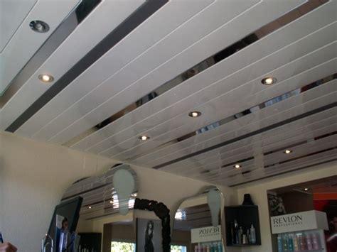 Luxalon Faux Plafond photos de nos prestations cloisons chambrey moselle