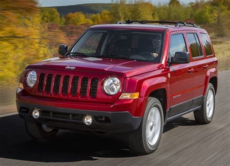 Jeep Paitriot 2015 Jeep Patriot Review Cargurus
