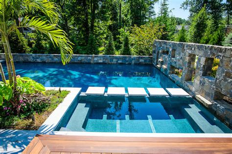 backyard with pool ideas 15 rejuvenating backyard pool ideas evercoolhomes