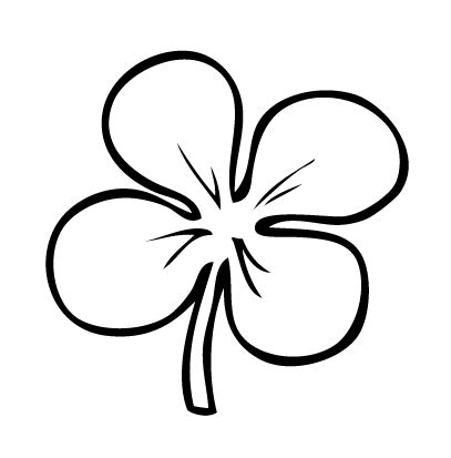 four leaf clover tribal tattoos tribal leafed cloverlouiseriis deviantart bow wow tattoos