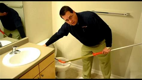 how to clear a clogged bathroom how to clear a clogged toilet youtube