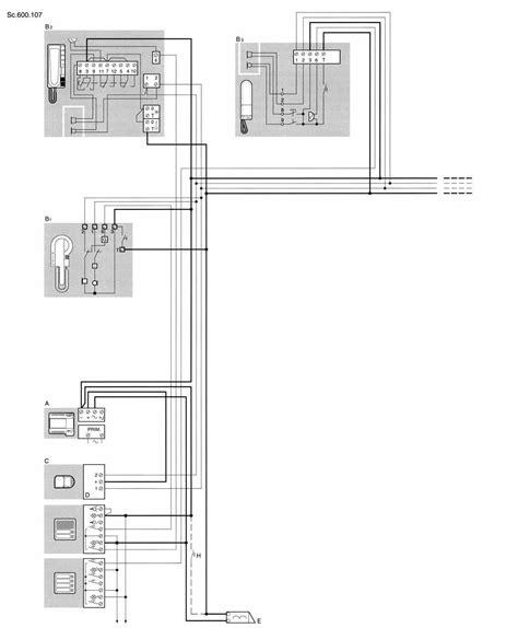 alimentatore videocitofono bticino sostituzione vecchio citofono lt 5 fili 1 tasto
