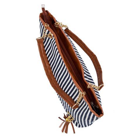 cadenas a la moda para mujer bolso bolsa de hombro asa larga cadena color azul para