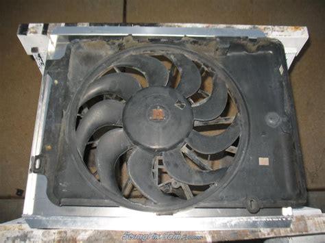 electric fan with shroud custom electric fan install taurus aluminum shroud