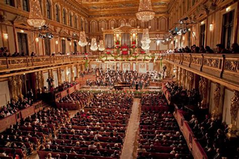 new years concert new year concert held at vienna musikverein