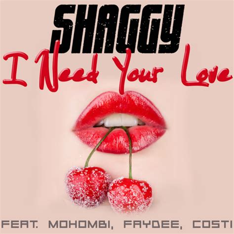 testo just feel better i need your shaggy feat faydee mohombi costi by