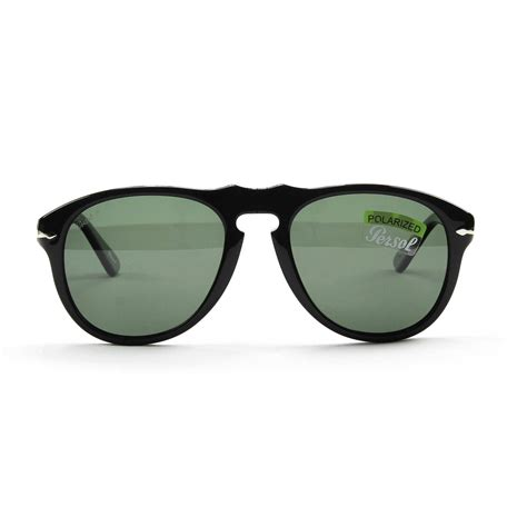 persol suprema sunglasses persol 649 suprema sunglasses 95 58 black grey green