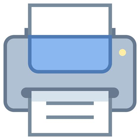 best free pdf printer for windows 8 print icon free at icons8