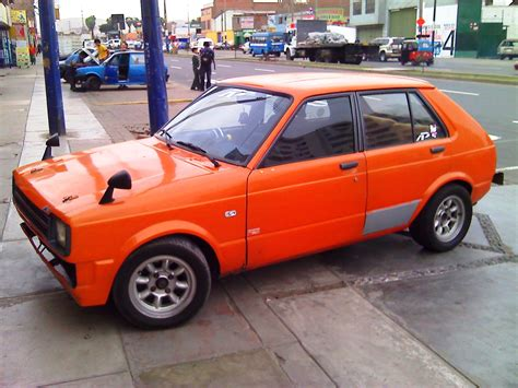 1982 Toyota Starlet Dolivera S Profile In Lima Cardomain