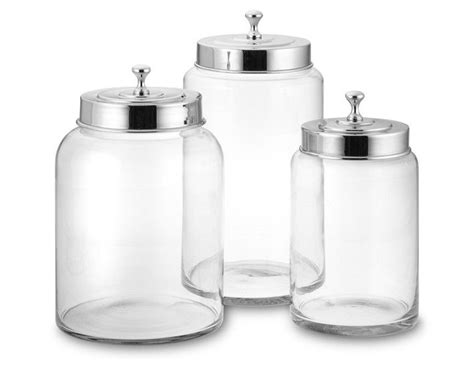 glass kitchen storage canisters wide glass canister glass canisters glass and laundry