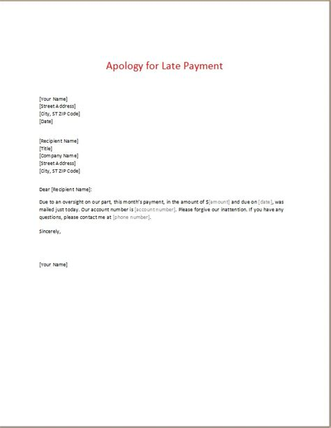 apology letter exle apology letters templates word excel templates