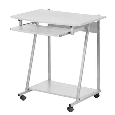 scrivanie x pc scrivania porta computer tavolo pc in metallo e legno mdf