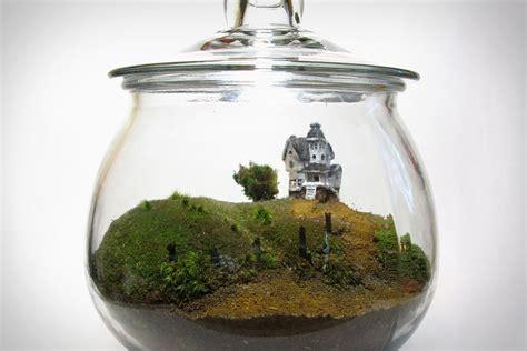 画像 まるで宮崎駿の世界 瓶の中の小さなお庭テラリウムを作ろう diy naver まとめ